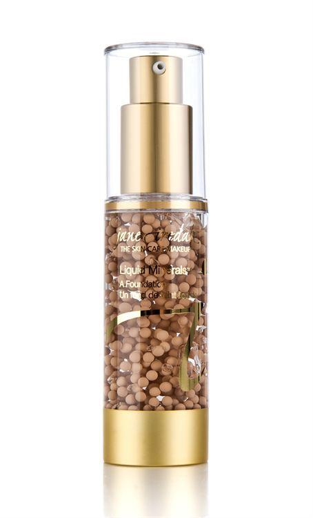 Jane Iredale Liquid Minerals Foundation 30 ml – Warm Silk