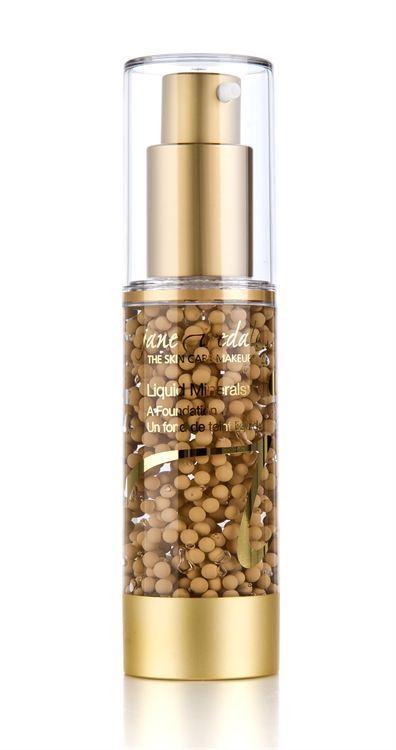 Jane Iredale Liquid Minerals Foundation 30 ml – Golden Glow