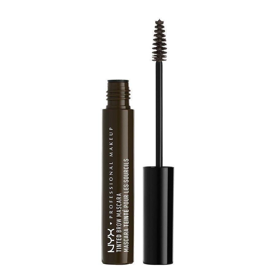 NYX Professional Makeup Tinted Brow Mascara – Black TBM05  6,5ml