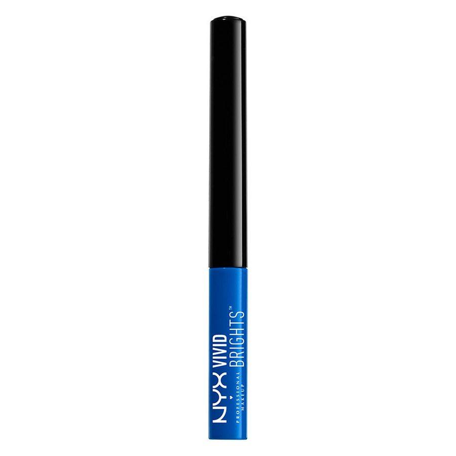NYX Professional Makeup Vivid Brights Liner – Vivid Sapphire 2ml