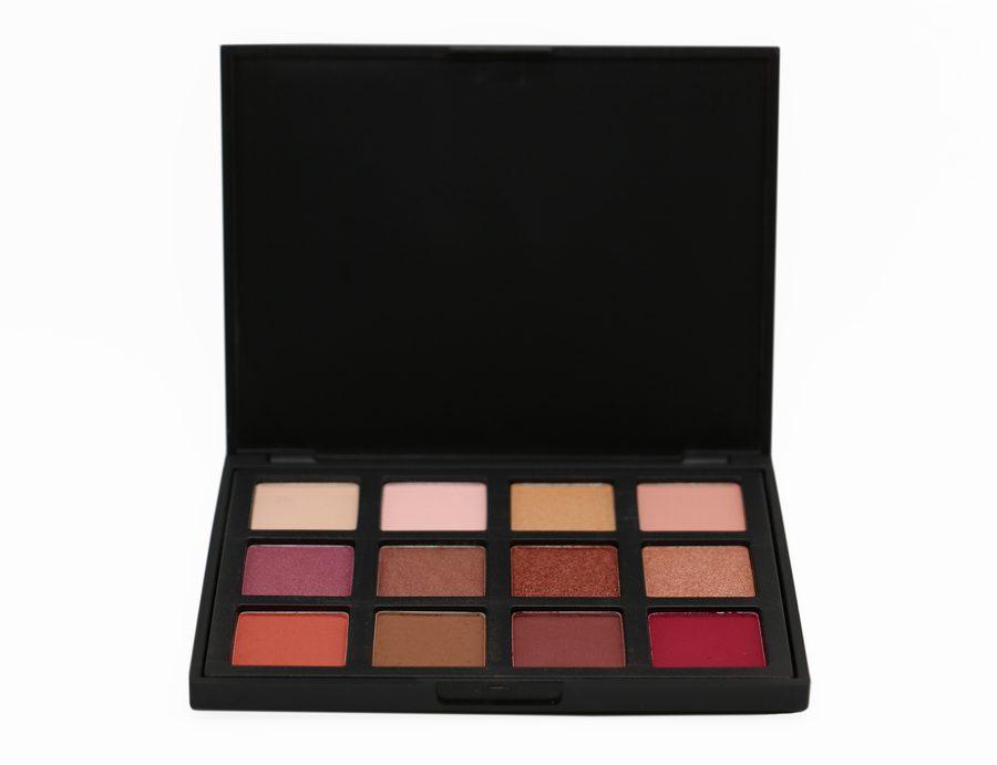 Smashit Cosmetics 12 Colour Eyeshadow Palette – Mix 2