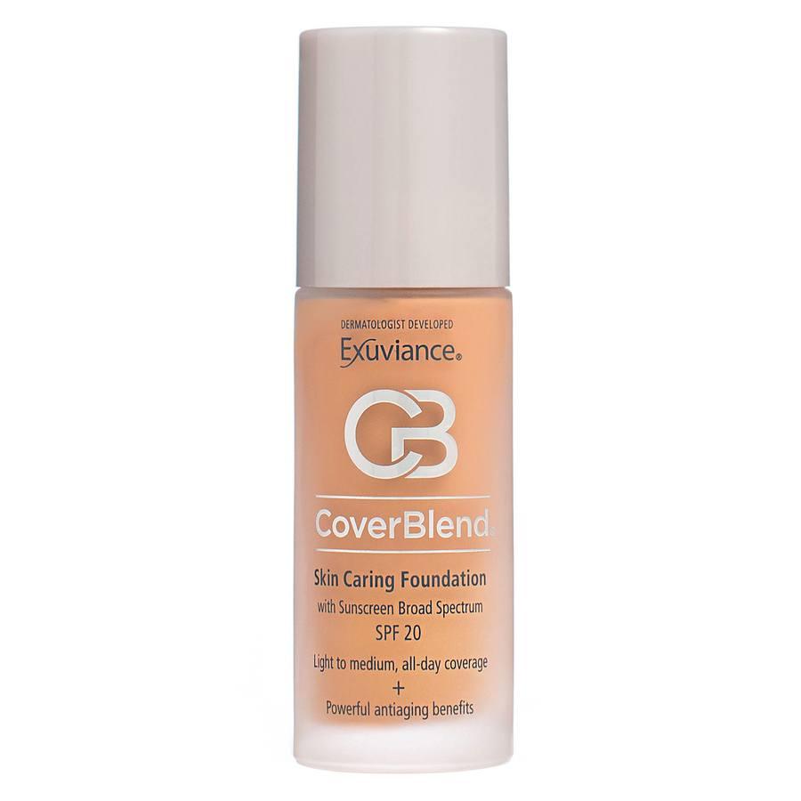 Exuviance CoverBlend Skin Caring Foundation SPF 20 30 ml – Desert Sand