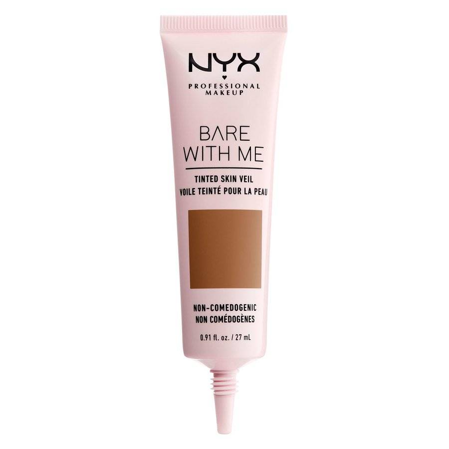 NYX Professional Makeup Bare With Me Tinted Skin Veil Nutmeg Sienna 27ml