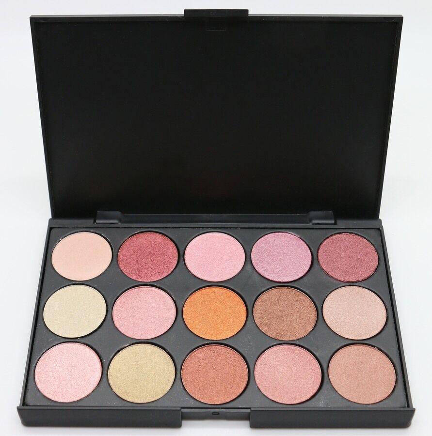 Smashit Cosmetics 15 Color Eyeshadow Palette