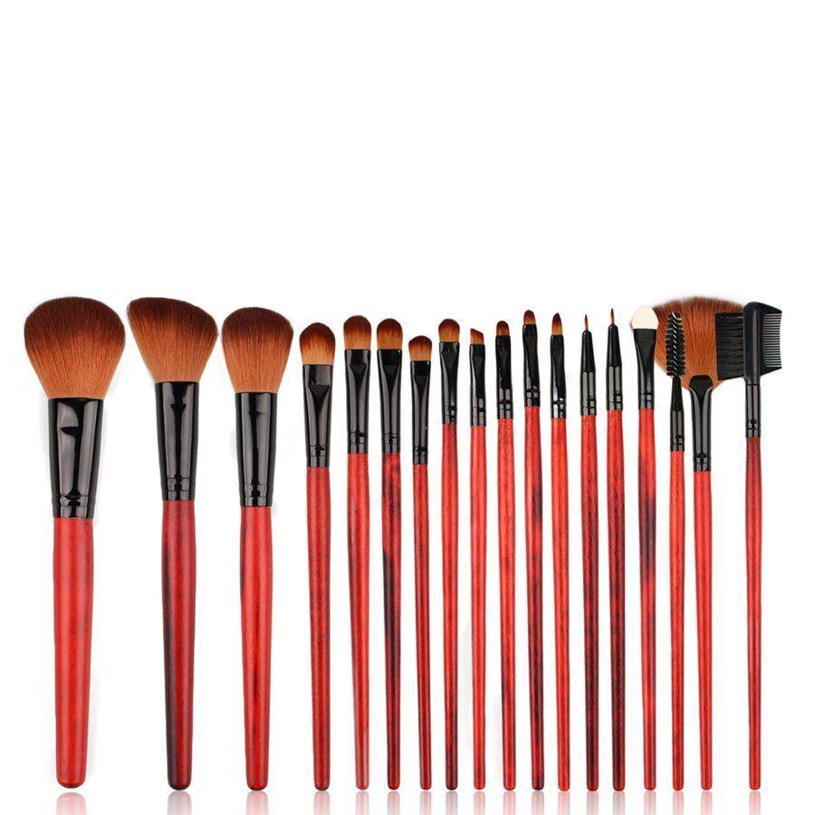 Smashit Cosmetics Brush Set (18 osaa)