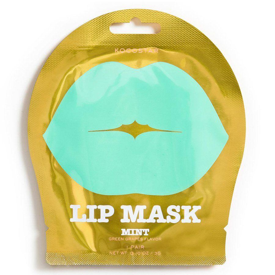 Kocostar Lip Mask 1 kpl - Mint Grape