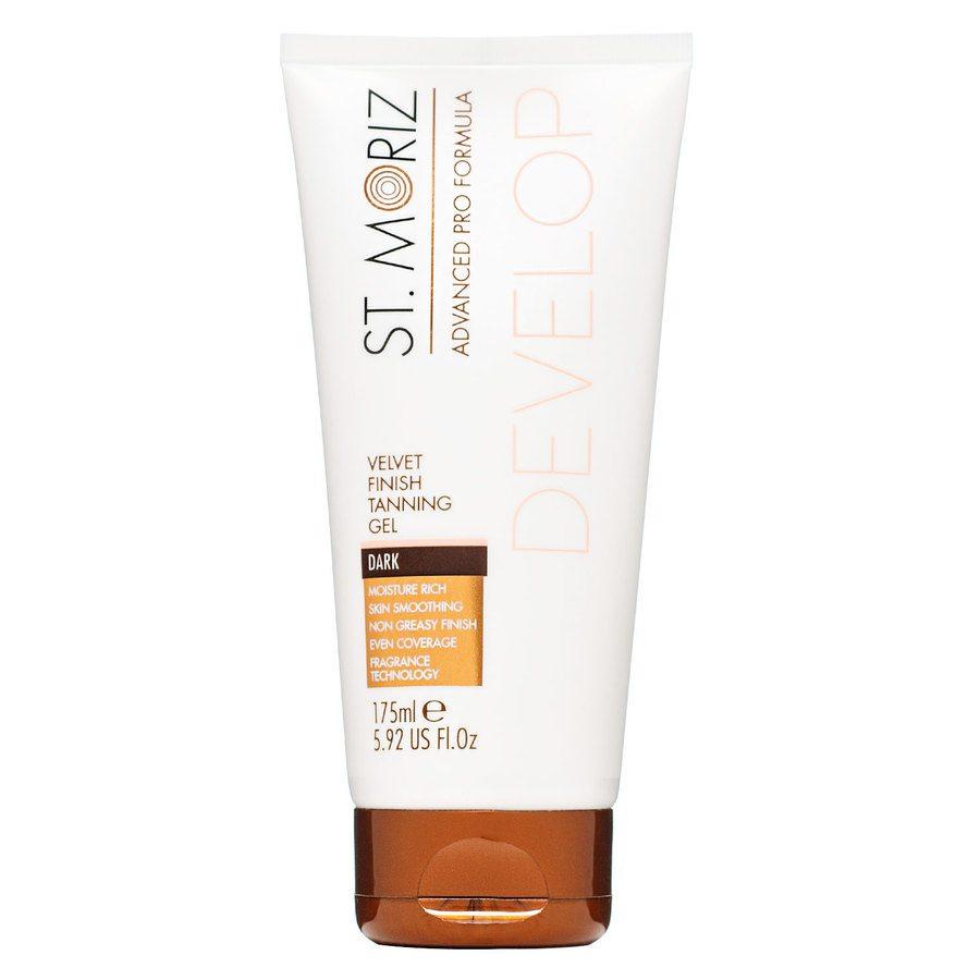 St.Moriz St. Moriz Advanced Pro Formula Develop Velvet Finish Tanning Gel 175ml – Dark