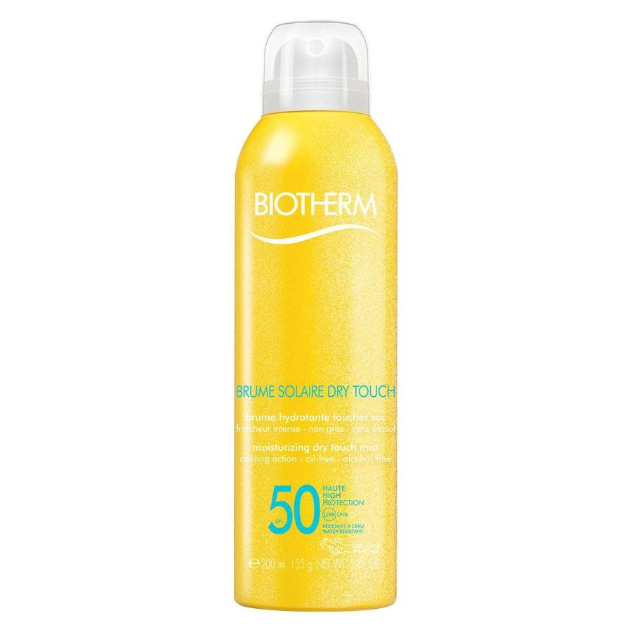 Biotherm Brume Solaire Dry Touch Sun Screen SPF 50 200 ml