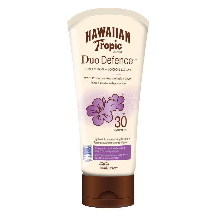 Hawaiian Tropic Hawaiian DuoDefence Sun Lotion SPF30 180 ml