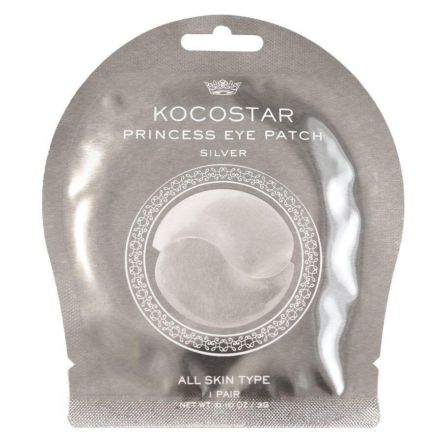 Kocostar Princess Eye Patch Silver 1 pair