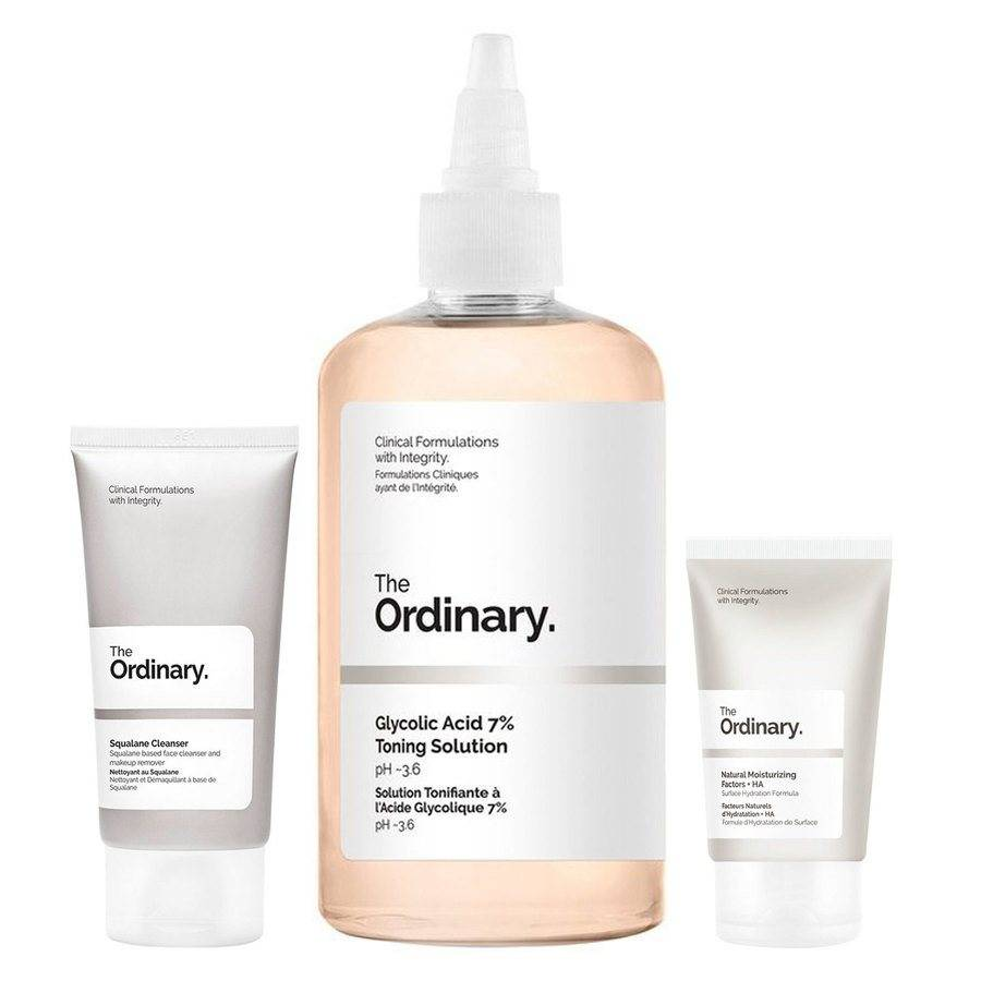 The Ordinary Pakettidiili The Ordinary Cleansing & Moisturizing Pack