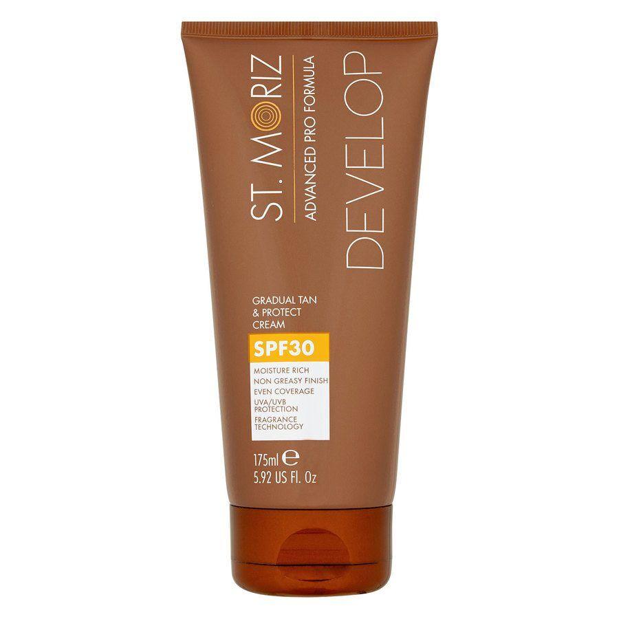 St.Moriz St. Moriz Advanced Pro Formula Develop Gradual Tan & Protect Cream SPF 30 175 ml