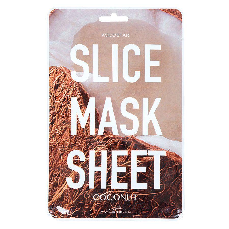 Kocostar Coconut Slice Mask Sheet 20 ml