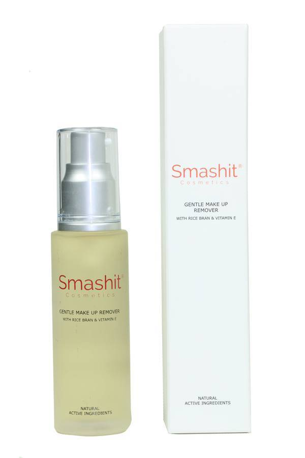 Smashit Cosmetics Gentle Make Up Remover