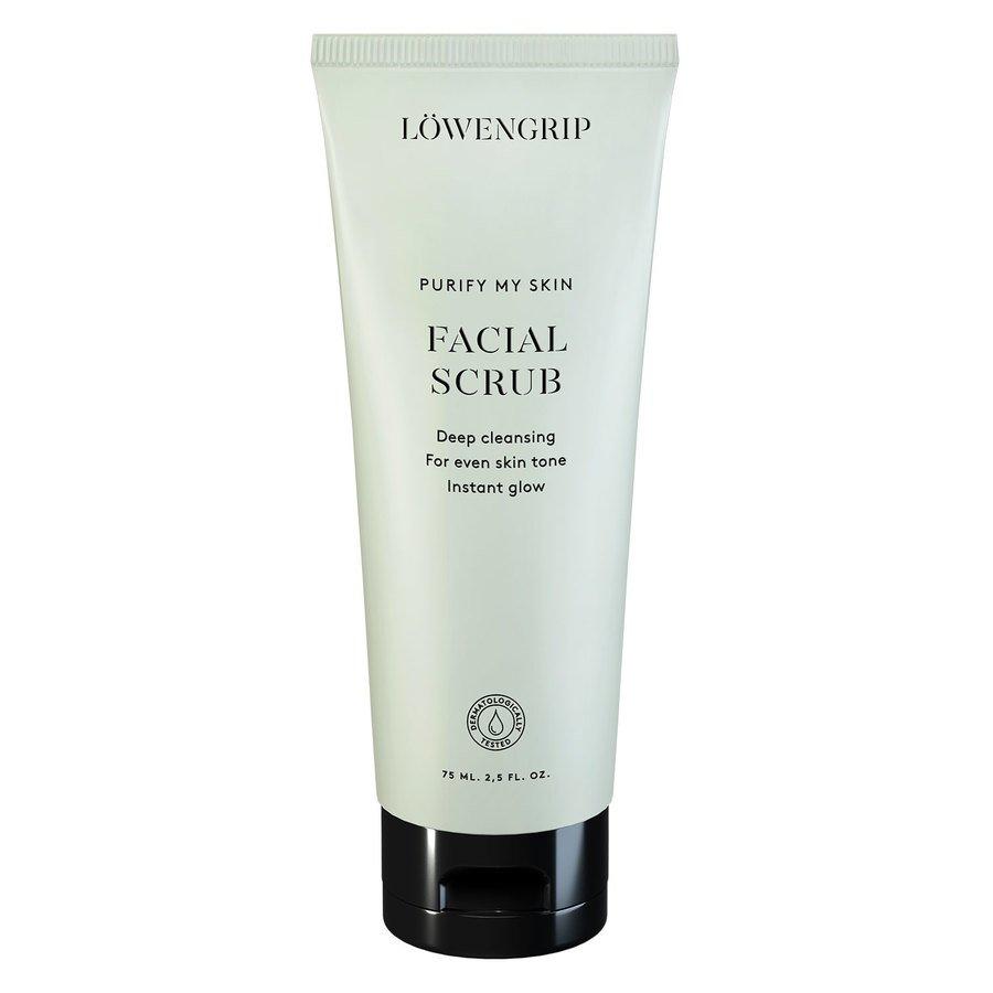 Löwengrip Purify My Skin Facial Scrub 75ml