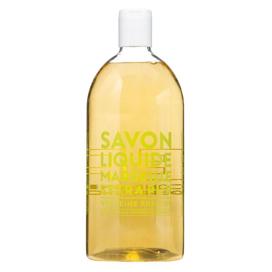 Compagnie De Provence Liquid Soap Refill 1 000 ml – Fresh Verbena