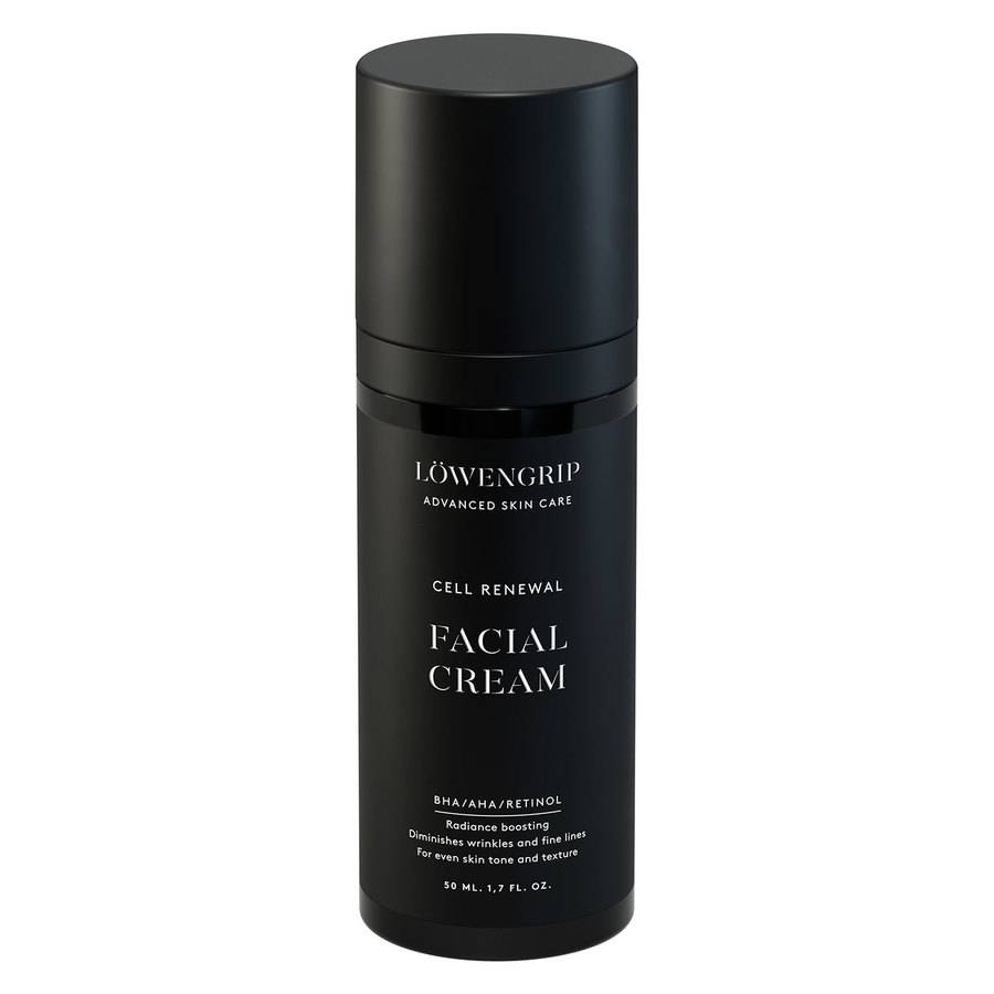 Löwengrip Advanced Skin Care Cell Renewal Facial Cream 50ml