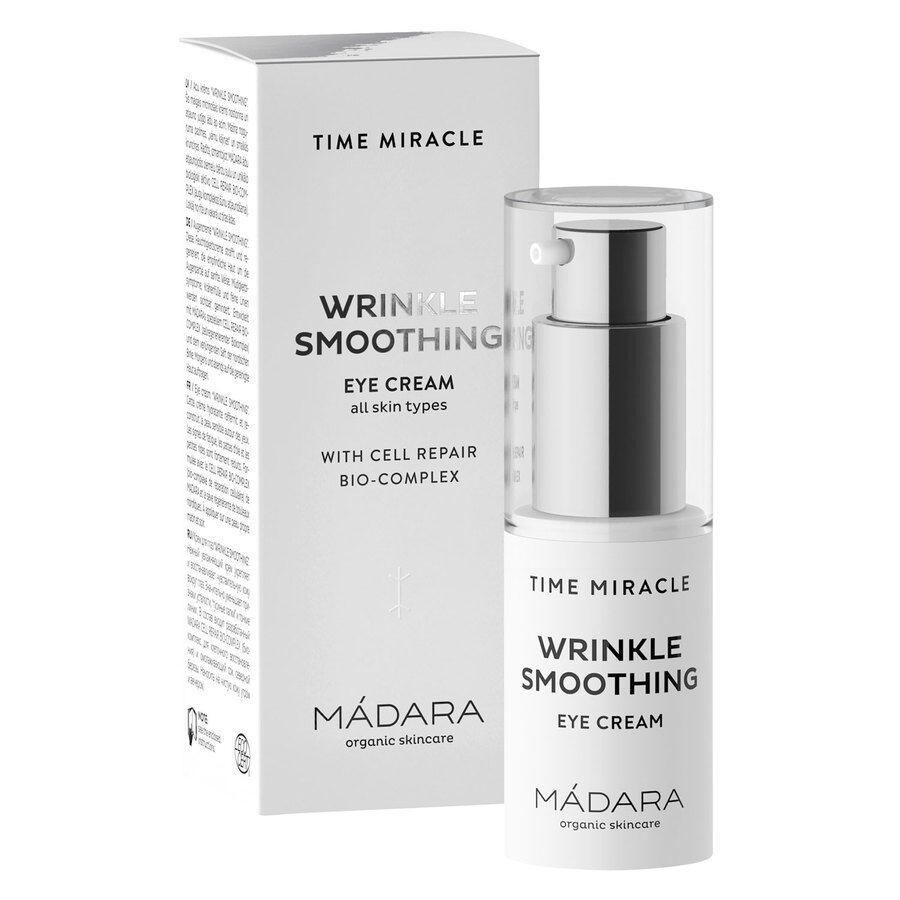 Madara Mádara Wrinkle Smoothing Eye Cream 15 ml