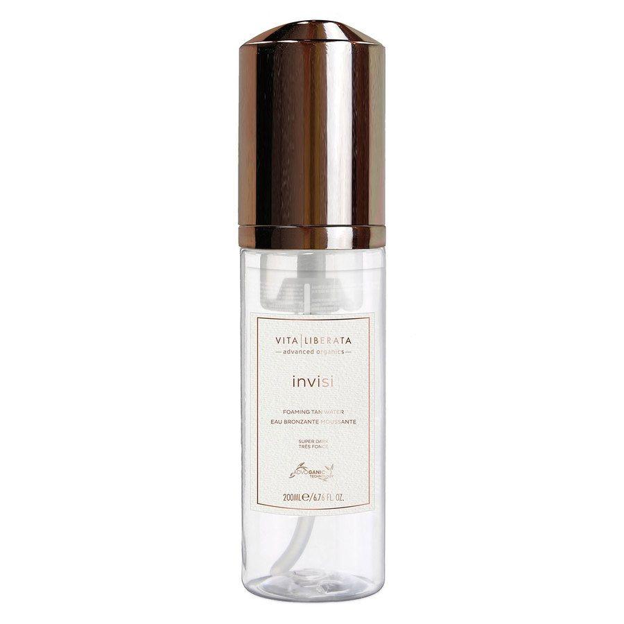 Vita Liberata Invisi Foaming Tan Water 200 ml – Super Dark