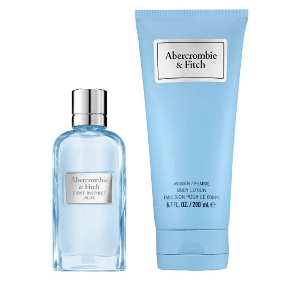 Abercrombie & Fitch First Instinct Blue Women Gift Set