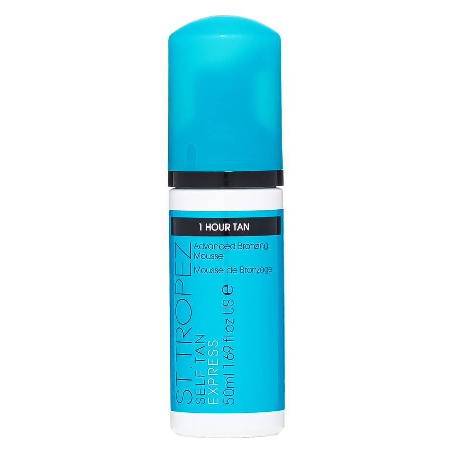 St Tropez Self Tan Express Mousse 50ml