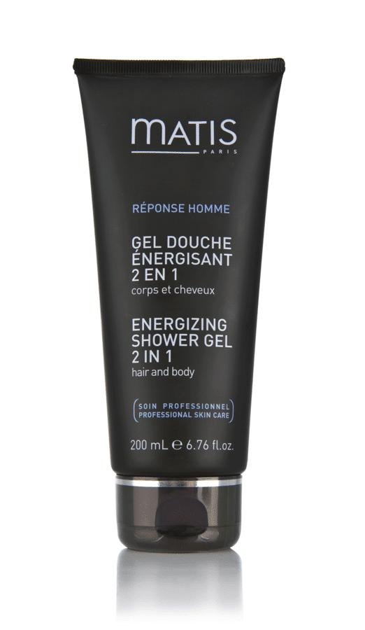 Matis Réponse Homme Energizing Shower Gel 2 In 1 200ml