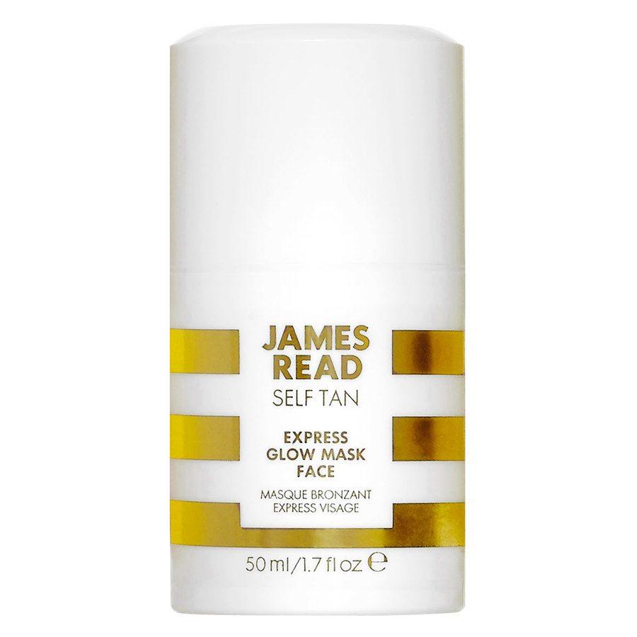 James Read Self Tan Express Glow Mask Face 50 ml