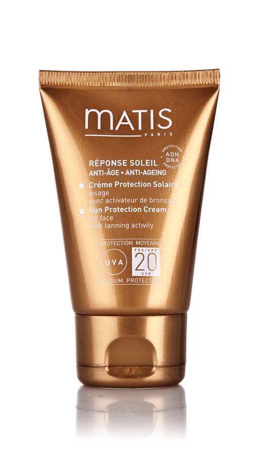 Matis Réponse Soleil – Anti-Ageing Sun Protecting Cream SPF 20 50 ml