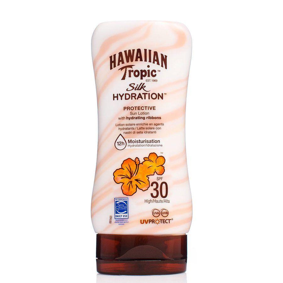 Hawaiian Tropic Silk Hydration Sun Lotion SPF 30 180 ml