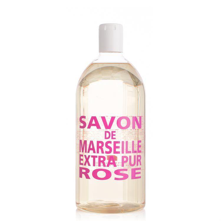 Compagnie De Provence Liquid Soap Refill 1 000 ml – Wild Rose