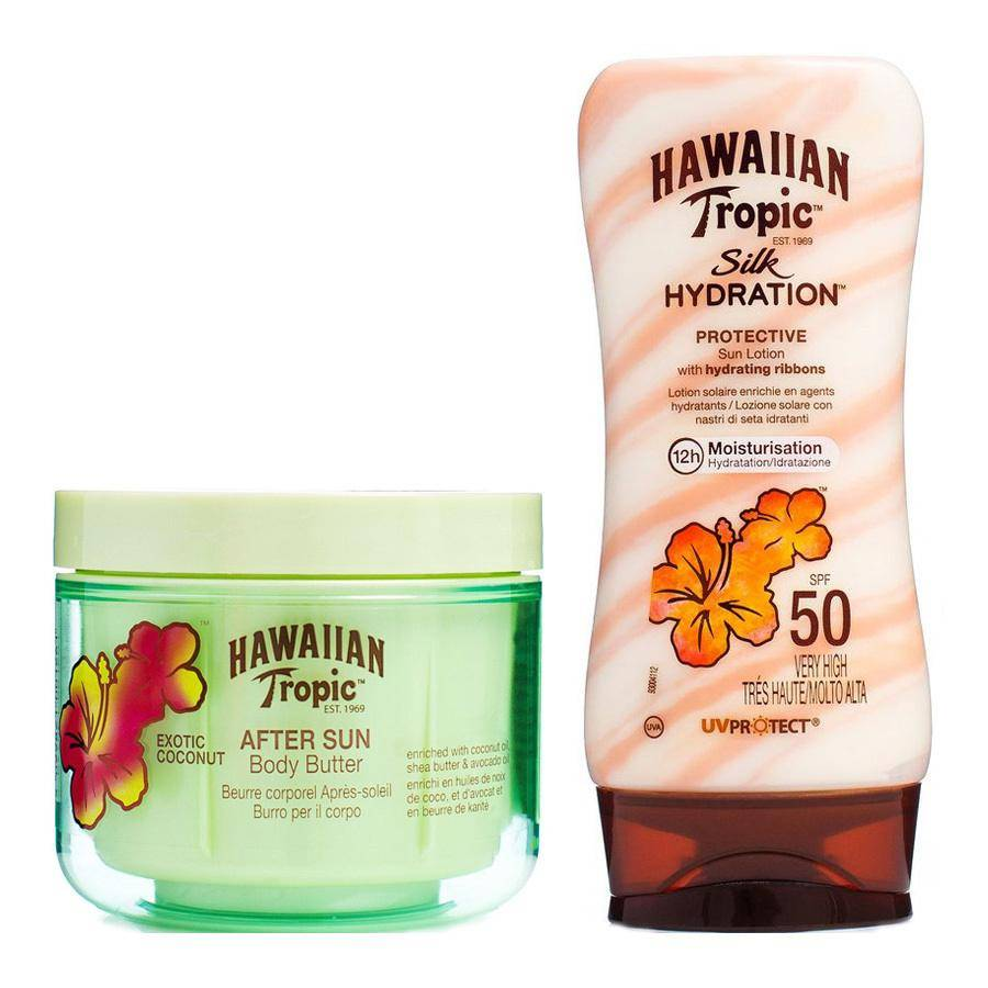 Hawaiian Tropic Pakettidiili Hawaiian Tropic