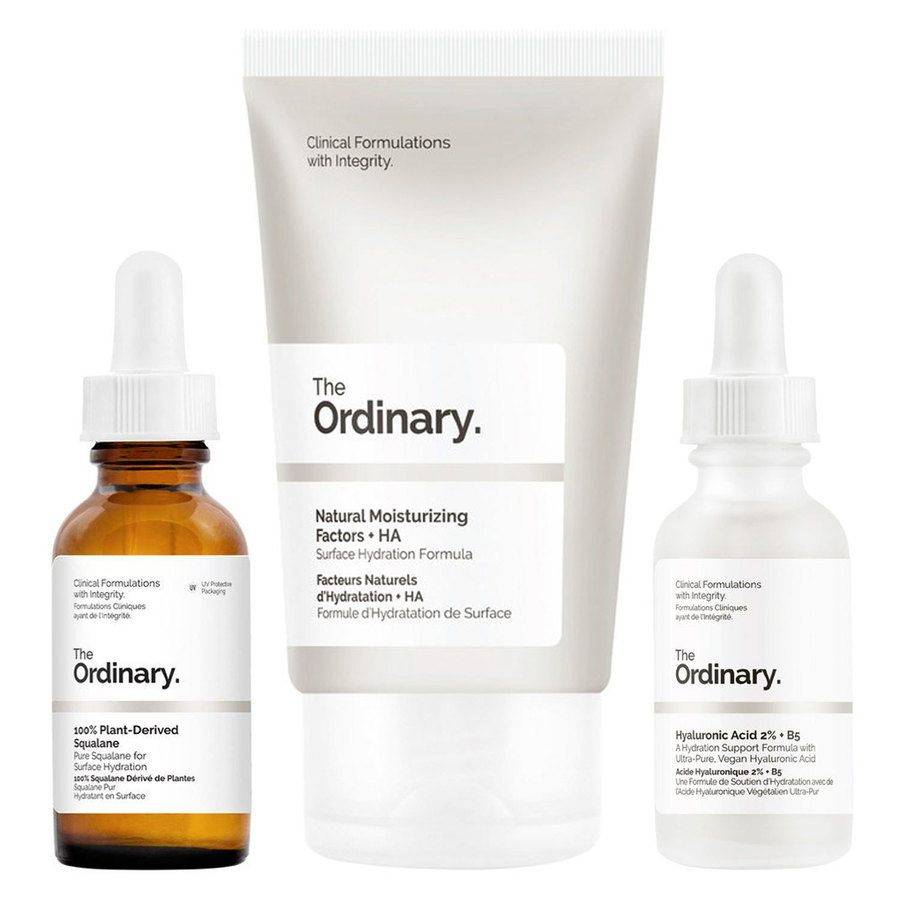 The Ordinary Bundle Deal The Ordinary Dehydration Pack