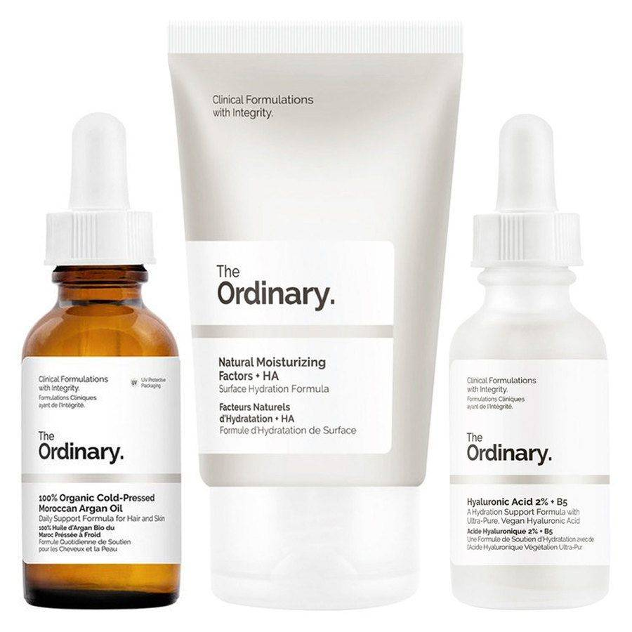 The Ordinary Bundle Deal The Ordinary Dry Skin Pack