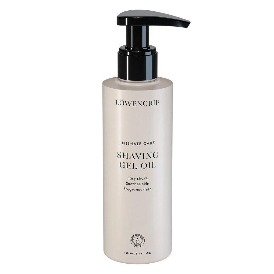 Löwengrip Intimate Care Shaving Gel Oil 150ml