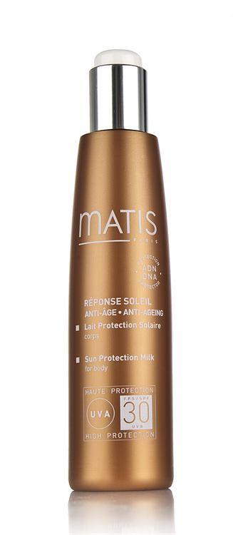 Matis Réponse Soleil – Anti-Ageing Sun Protection Milk SPF 30 150 ml