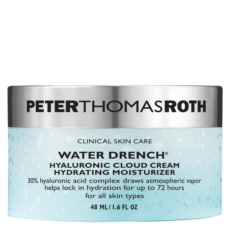 Peter Thomas Roth Water Drench Hyaluronic Cloud Cream Hydrating Moisturizer 50 ml