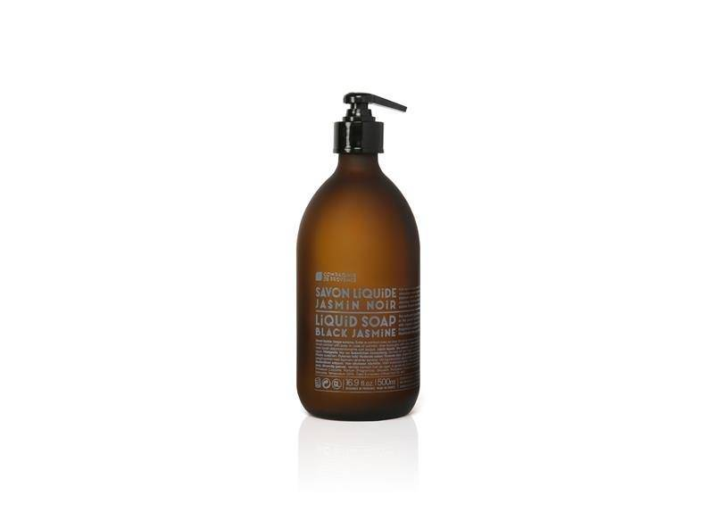 Compagnie De Provence Liquid Soap 500ml – Black Jasmin