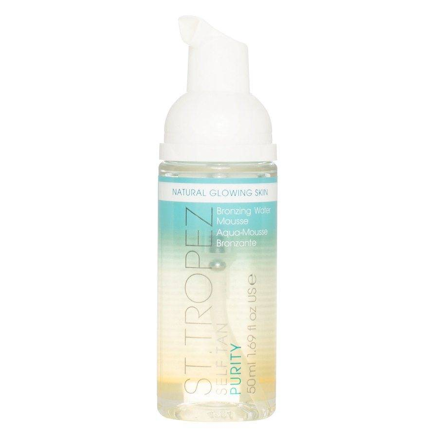 St Tropez Purity Water Bronzing Mousse 50ml