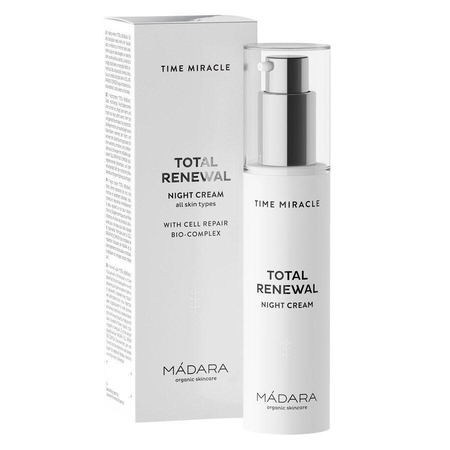 Madara Mádara Total Renewal Night Cream 50 ml