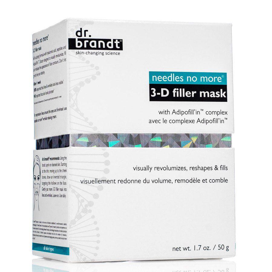 Dr. Brandt No More 3-D Filler Mask 50 g
