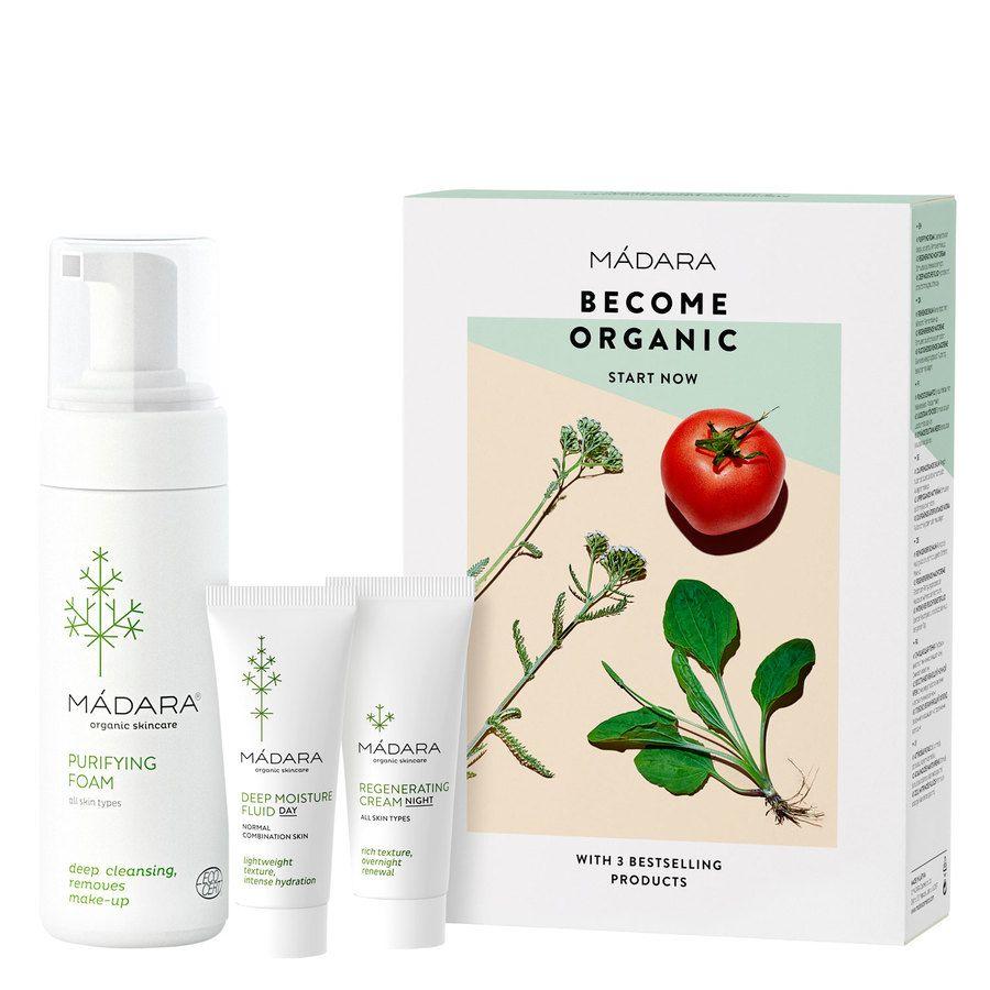 Madara Mádara Starter Set Become Organic