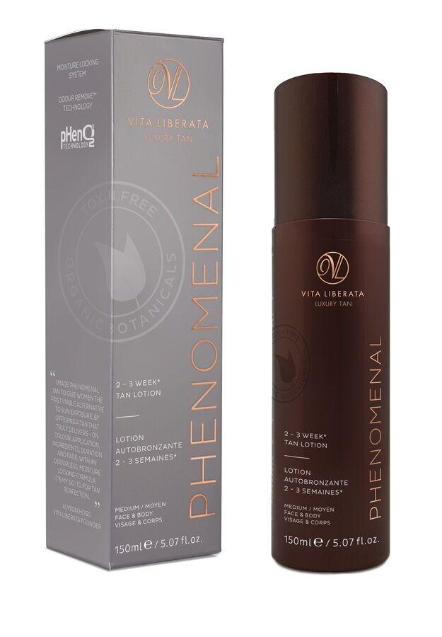 Vita Liberata pHenomenal 2–3 Week Tan Lotion Face & Body 150ml – Medium