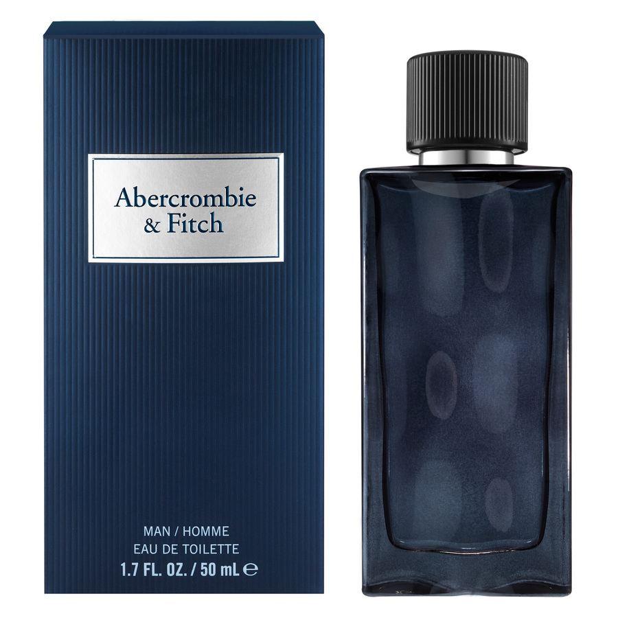 Abercrombie & Fitch First Instinct Blue Men Eau De Toilette 50 ml