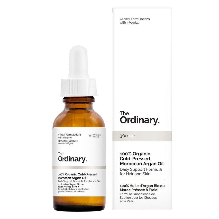 The Ordinary 100% Organic Cold-Pressed Moroccan Argan Oil 30 ml