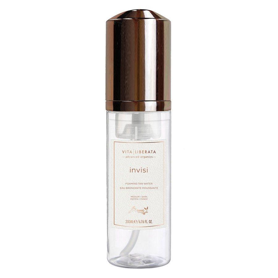 Vita Liberata Invisi Foaming Tan Water 200 ml – Medium/Dark