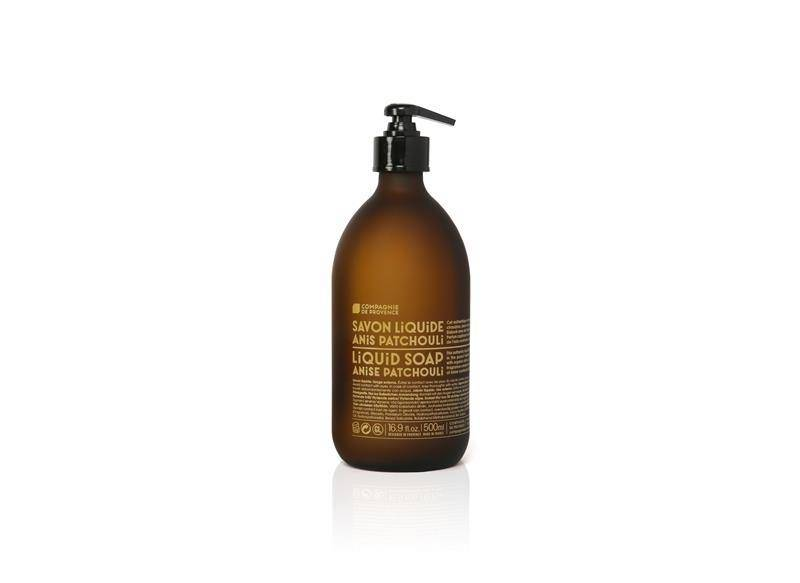 Compagnie De Provence Liquid Soap 500ml – Anis Patchouli