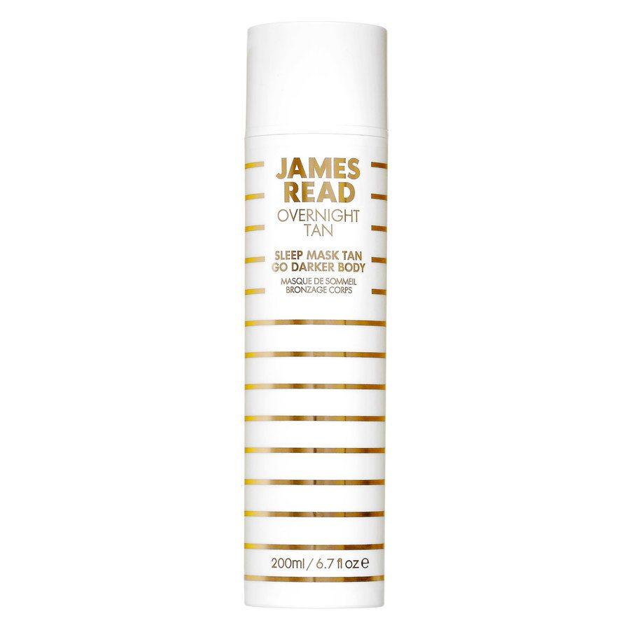 James Read Sleep Mask Tan Go Darker Body 200 ml