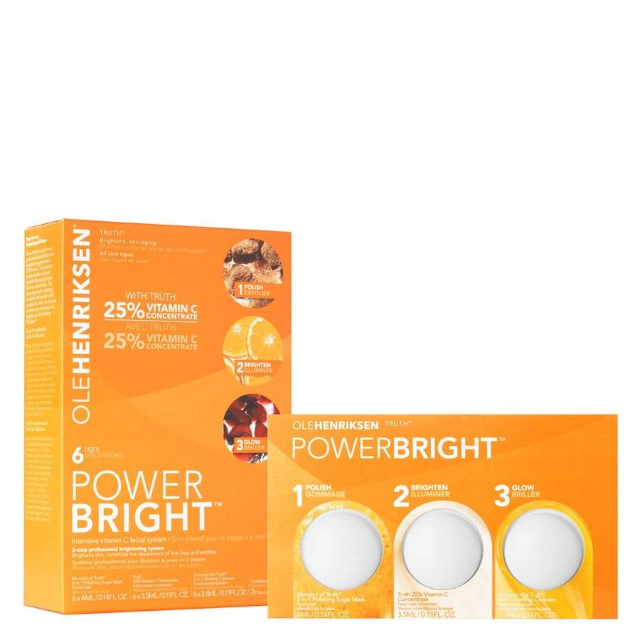 Ole Henriksen Power Bright 6 kpl
