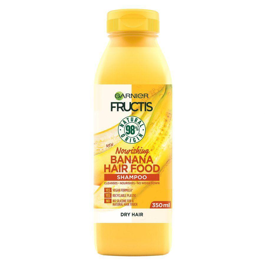 Garnier Fructis Hair Food Shampoo 350 ml ─ Banana