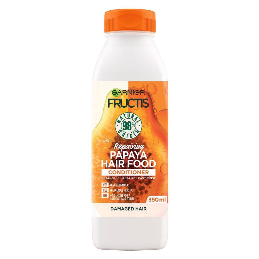 Garnier Fructis Hair Food Conditioner 350 ml ─ Papaya